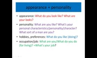 Adjectives - personality
