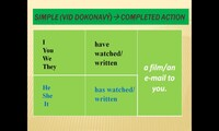 Present perfect simple and continuous  (Petr K.)
