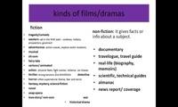 Cinema, films