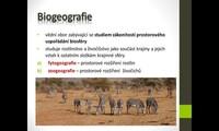 Biosféra a její členění
