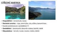 Státy střední Ameriky