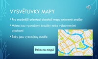 Mapy, typy map