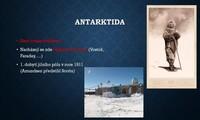 Arktida a Antarktida