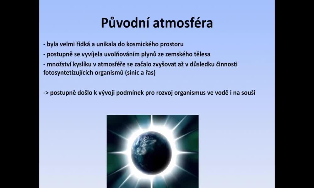 2. náhled výukového kurzu Atmosféra (Veronika M.)