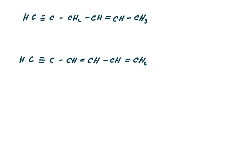 3. náhled výukového kurzu Alkyny a cykloalkyny  - názvosloví