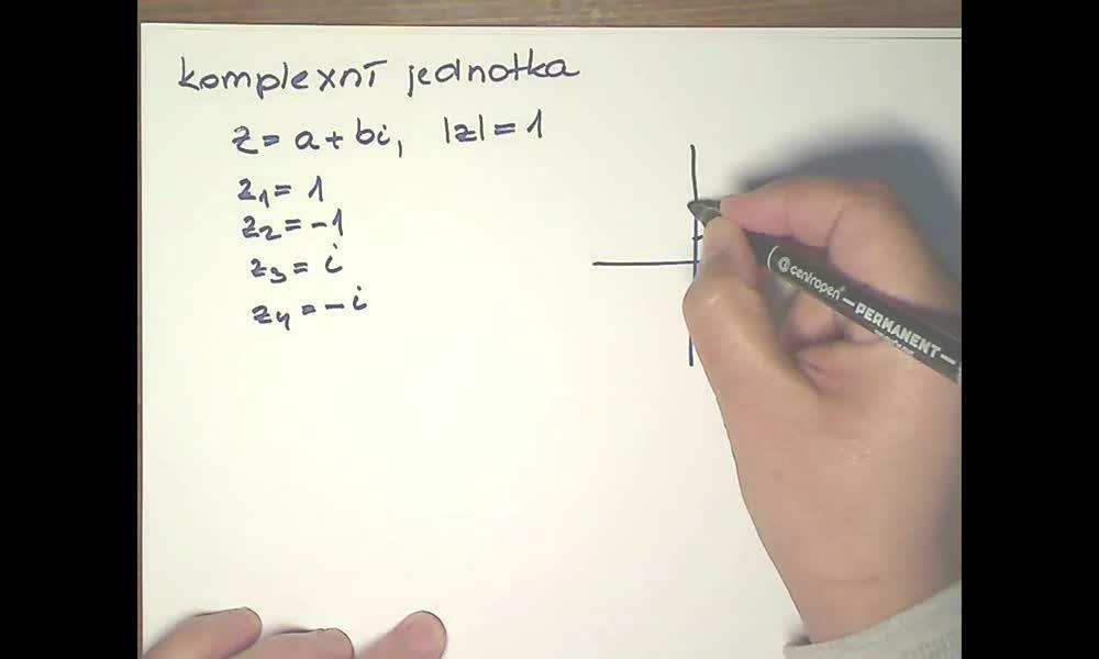 5. náhled výukového kurzu Goniometrický tvar komplexního čísla