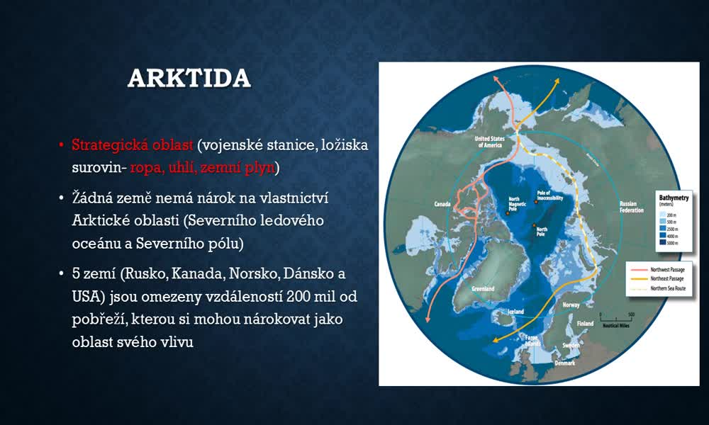 6. náhled výukového kurzu Arktida a Antarktida