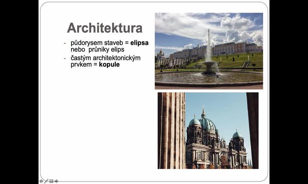 3. náhled výukového kurzu Barokní kultura